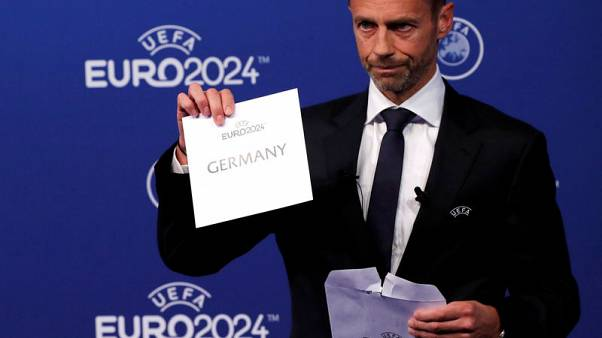 UEFA President Ceferin unopposed for re-election