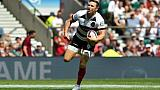 Rugby: l'Anglais Chris Ashton titulaire à l'aile contre les All Blacks