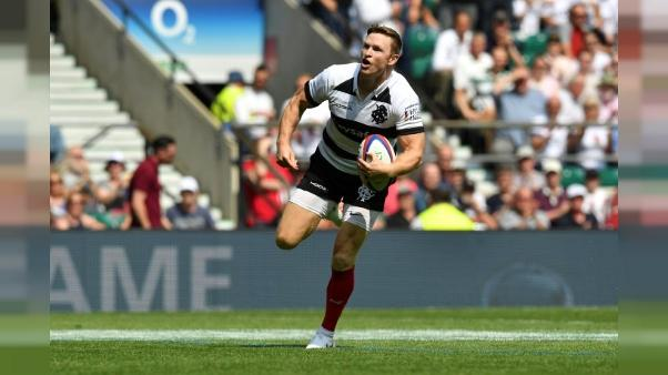 Rugby: l'Anglais Chris Ashton titulaire à l'aile contre les All Blacks