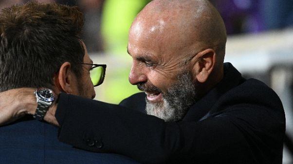 Fiorentina: Pioli, la vittoria ci manca