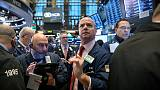 الأسهم الأمريكية تنخفض في بداية الجلسة بعد قفزة عقب الانتخابات النصفية