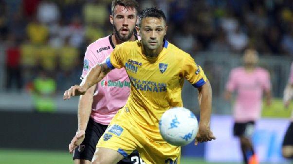 Palermo sollecita appello su Frosinone