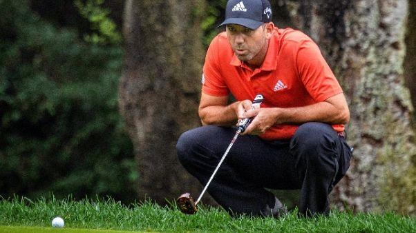 Golf: Nedbank Challenge, Garcia super