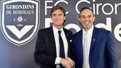 """Ligue 1: les ambitions du Bordeaux de DaGrosa n'ont """"pas de limites"""""""
