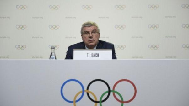 "JO-2026: Thomas Bach ""très confiant"" quant à la candidature Milan-Cortina"