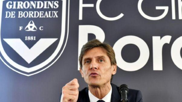 """Bordeaux: """"Le plan n'est pas d'acheter les joueurs à 100 ME"""", assure Longuépée"""