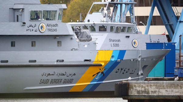 شركة ألمانية لبناء السفن تعلق الإنتاج بعد حظر تصدير الأسلحة للسعودية