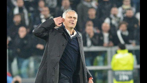 """Pioli """"Gesto Mourinho? Forse preparato.."""