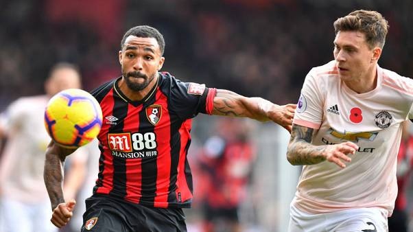 Bournemouth striker Wilson gets first England call-up