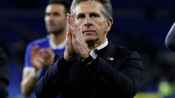 Puel hails Leicester spirit after emotional week