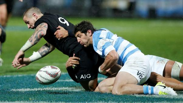 Argentina shuffle pack for Ireland test