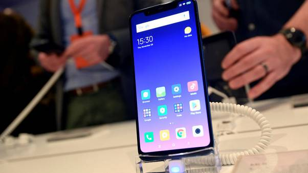 Smartphone maker Xiaomi launches in Britain with flagship device