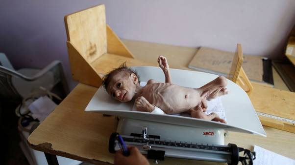 WFP to double food aid to Yemen, says 14 million risk starvation