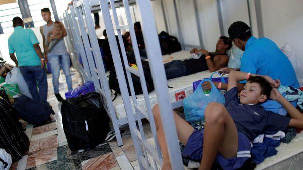 الأمم المتحدة: عدد من هاجروا من فنزويلا يصل إلى ثلاثة ملايين