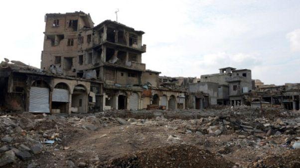 Irak: premier attentat à Mossoul depuis sa reprise à l'EI, au moins 3 morts