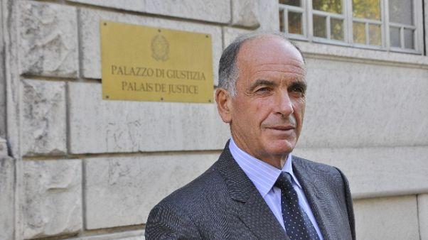 Casinò,assolto ex presidente Regione Vda