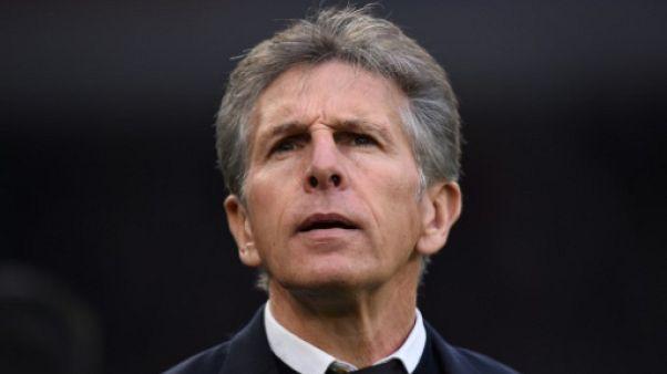 """Leicester: après l'émotion, Puel compte sur """"l'état d'esprit"""" des joueurs"""