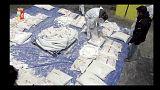 Italian police make major heroin haul on ship from Iran