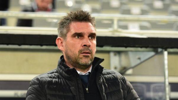 Ligue 1: Gourvennec de retour à Guingamp, comme une évidence