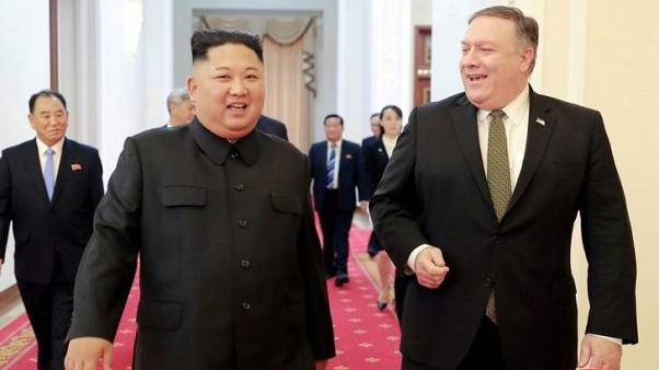 North Korea postponed talks with U.S. because not ready - Haley