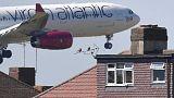 Virgin Atlantic could face pilots' strike over benefits