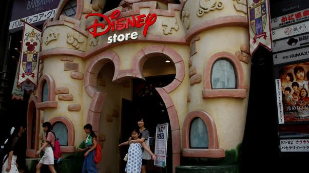 Disney beats profit, revenue estimates as consumers flock to parks, movies