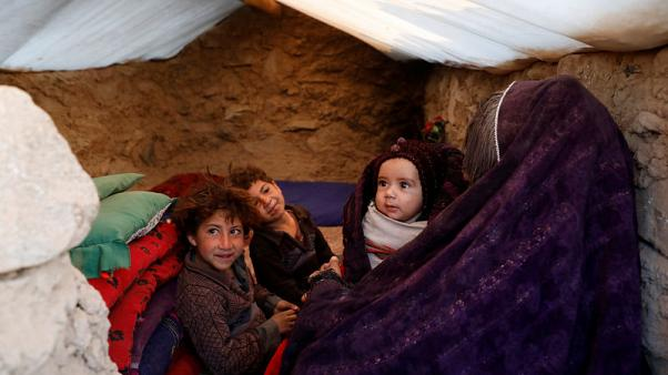 Displaced victims of worst Afghan drought in years fear harsh winter