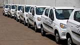 Carmakers lure ride-hailer, delivery drivers in Africa