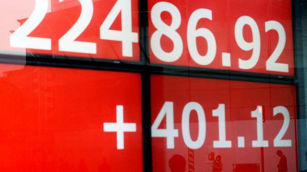 نيكي ينخفض مع تراجع أسهم شركات تركز على الصين