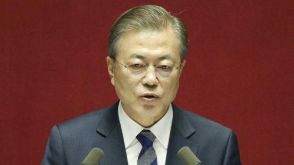 Le président sud-coréen limoge son ministre des Finances