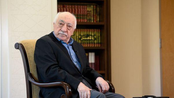 Turkey orders 103 soldiers arrested in Gulen probe - Anadolu