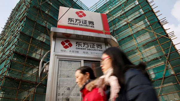 In China, response to pledged share meltdown stirs concern