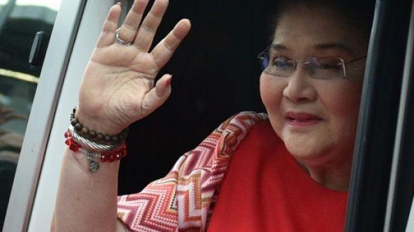 Philippines: Imelda Marcos condamnée à une lourde peine pour corruption