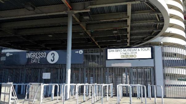 San Siro, accordo Inter-Milan su lavori