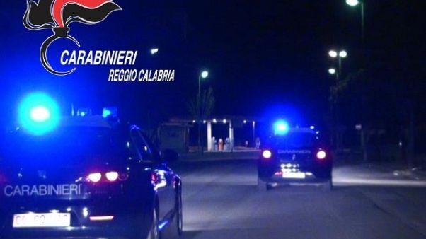'Ndrangheta, tre arresti nel Reggino