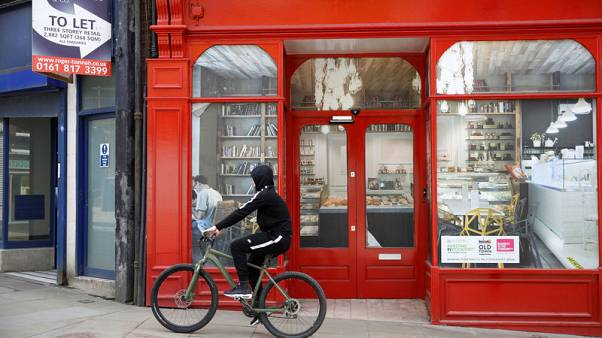 UK high streets suffer record net drop in store numbers - PwC