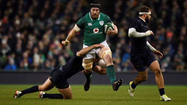O'Brien only looking forward after coming back from injury
