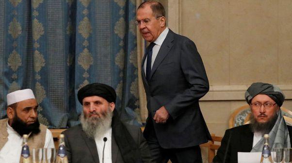 طالبان تحضر محادثات سلام في موسكو للمرة الأولى ولا أنباء عن تحقيق تقدم
