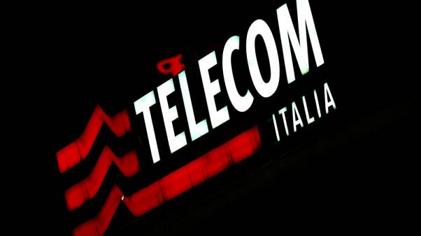 Telecom Italia writedown hits shares after robust results