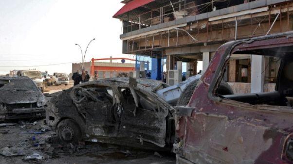 A Mossoul, un attentat fait ressurgir les vieux démons