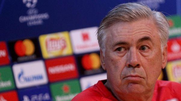"""Ancelotti: """"90' di insulti, capisco Mou"""""""
