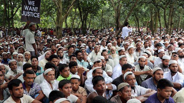 "Exclusive: ""Can't eat, can't sleep"" - Rohingya on Myanmar repatriation list"