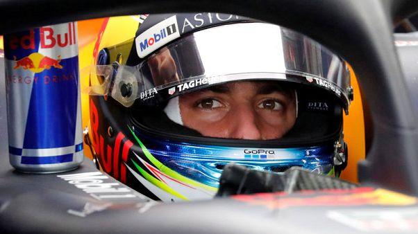 Ricciardo handed grid penalty for Brazilian GP