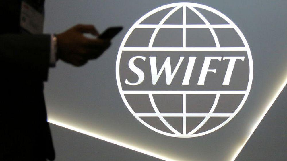 Swift planea separar a algunos bancos iraníes del sistema de mensajería durante el fin de semana