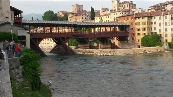 Maltempo:riaperto a pedoni Ponte Bassano