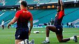 """Tournées: les Springboks, adversaires de la France, """"dans la bonne direction"""""""