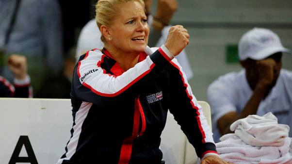 U.S. counting on debutants in Fed Cup title defence