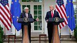 EU says it seeking to raise tempo of U.S. trade talks