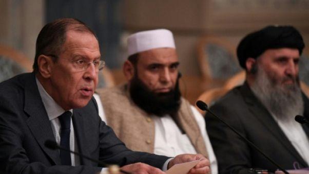 Pas de progrès vers la paix à une réunion à Moscou sur l'Afghanistan