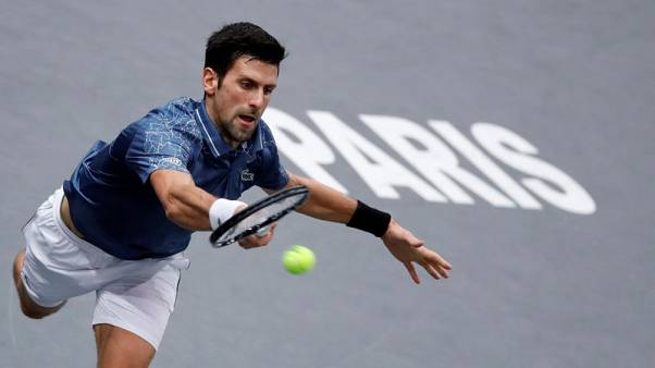 Back on top, Djokovic eyes sixth ATP Finals crown
